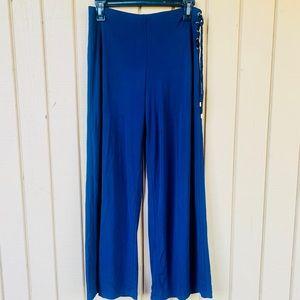 Ralph Lauren stretchy blue slacks